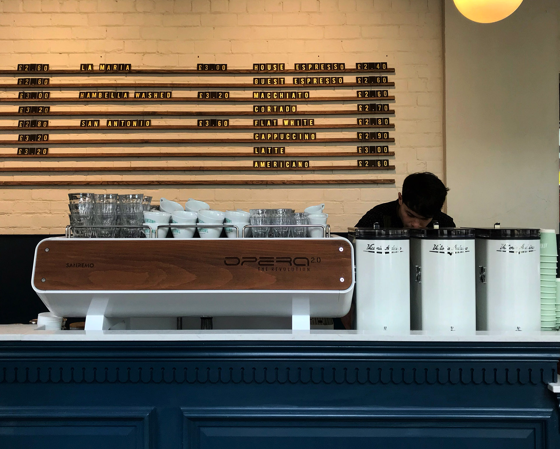 Atkinsons Café-Roastery Manchester - Coffee Roasters & Tea Merchants